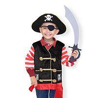 Melissa & Doug Pirate Costume - Kids