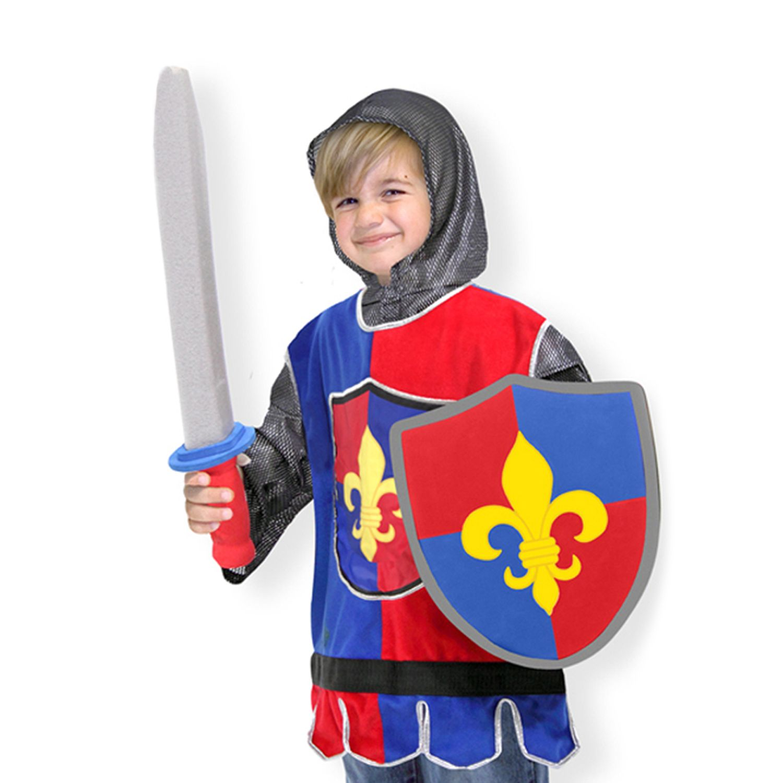 sc 1 st  Kohlu0027s & Melissa u0026 Doug® Knight Costume - Kids