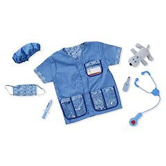 Melissa & Doug Veterinarian Costume - Kids