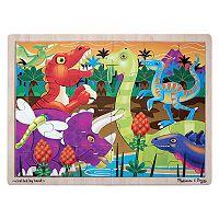 Melissa & Doug 24-pc. Dinosaur Sunset Jigsaw Puzzle