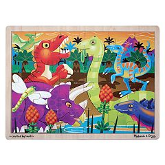 Melissa & Doug 24-pc. Dinosaur Sunset Jigsaw Puzzle