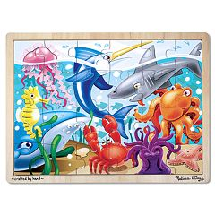 Melissa & Doug 24-pc. Under the Sea Jigsaw Puzzle