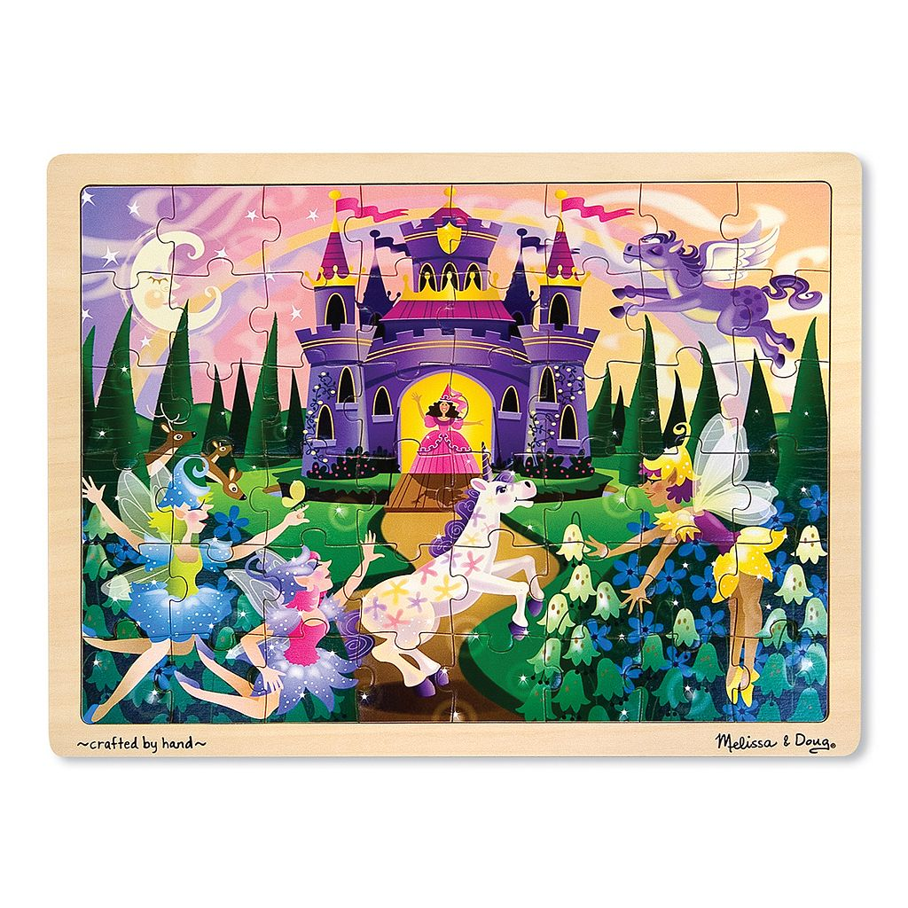 Melissa & Doug 48-pc. Fairy Fantasy Jigsaw Puzzle