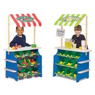 Melissa and Doug Grocery Store/Lemonade Stand