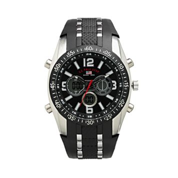 U.S. Polo Assn. Men's Analog & Digital Chronograph Watch - US9045