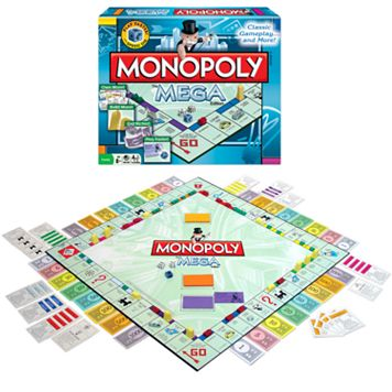 Monopoly®: The Mega Edition Game