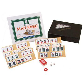 Mah-Jongg Travel Tile Game by University Games