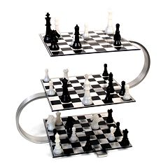 Strato-Chess Game by
