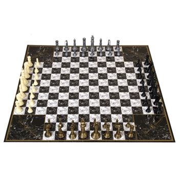 Chess 4® Game by University Games