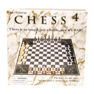 Chess 4 Game by University Games