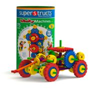 Superstructs Wacky Machines Set