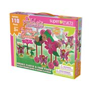 Superstructs Pinklets Fairy Garden Set