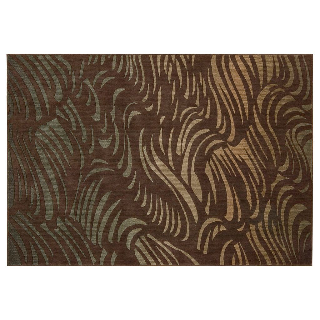 Nourison Somerset Abstract Rug - 7'9'' x 10'10''