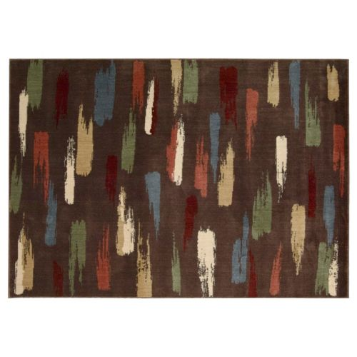 """Nourison Expressions Abstract Rug – 3'6"""" x 5'6"""""""