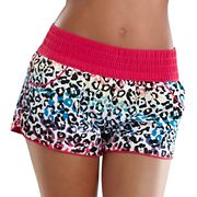 SO Leopard Board Short Bottoms