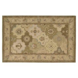 Nourison India House Floral Rug Runner - 27'' x 90''