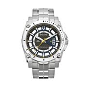 Bulova Precisionist Stainless Steel Watch - Men