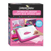 Fashion Angels Interior Design Light-Box Studio Kit