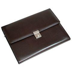 Royce Leather Aristo Padfolio File Organizer