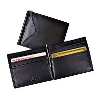 Royce Leather Cash Clip Wallet
