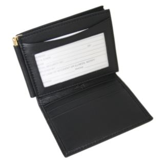 Royce Leather Money Clip Wallet