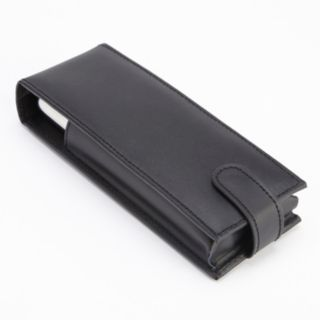 Royce Leather Cigar and Flask Set