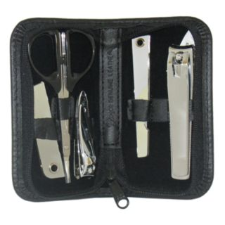 Royce Leather Mini Manicure Kit