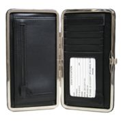 Royce Leather Slim Framed Wallet