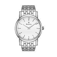 Bulova Men's Stainless Steel Watch - 96A115K