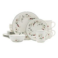 Pfaltzgraff Winterberry 16 pc Dinnerware Set