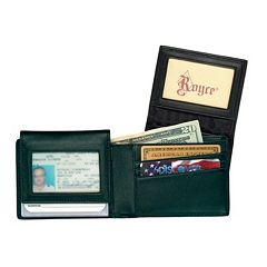 Royce Leather Passcase Wallet
