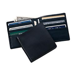 Royce Leather Hipster Wallet