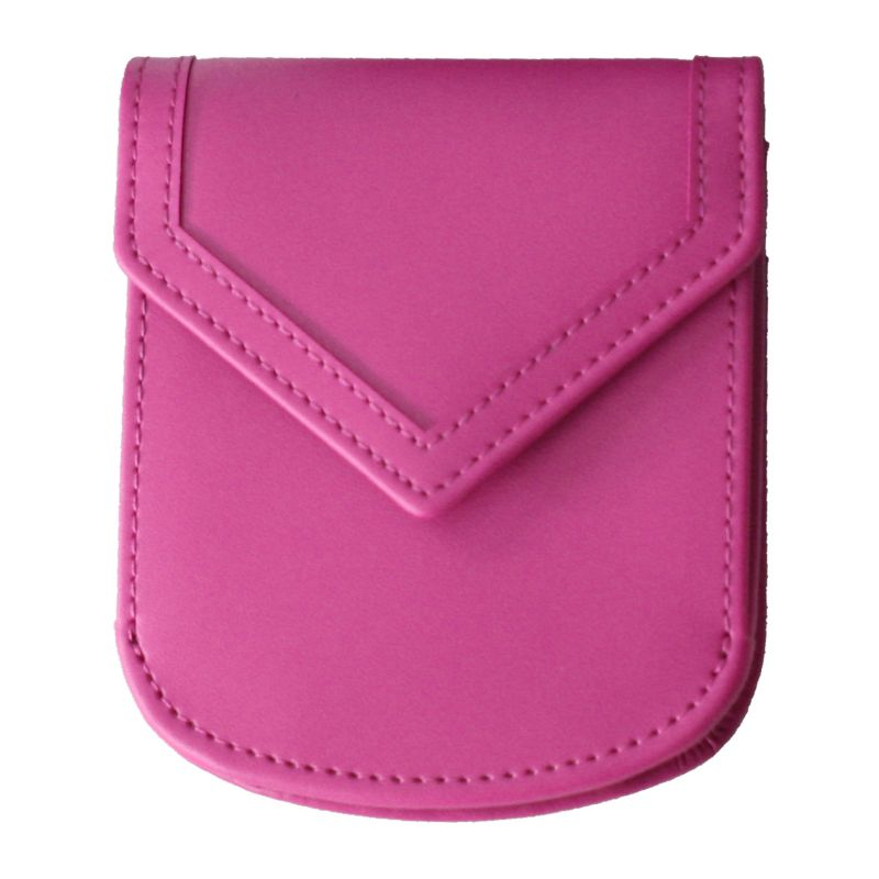 Royce Leather City Wallet, Women's, Pink