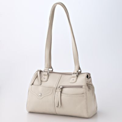 Leather Shoulder Bags   on Stone And Co  Abby Leather Shoulder Bag