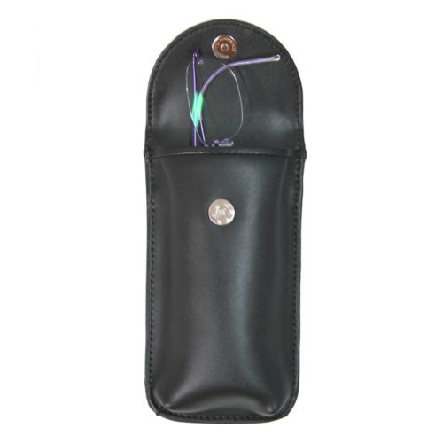 Royce Leather Double Eyeglass Case