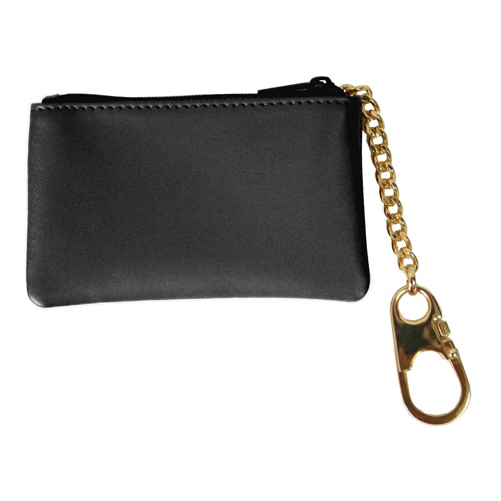 Royce Leather Coin Purse & Key Holder