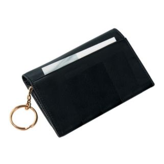 Royce Leather Snap Closure Bifold Wallet