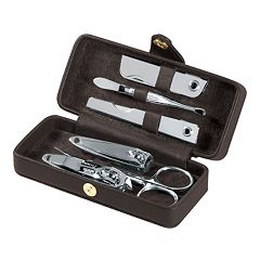Royce Leather Manicure Set