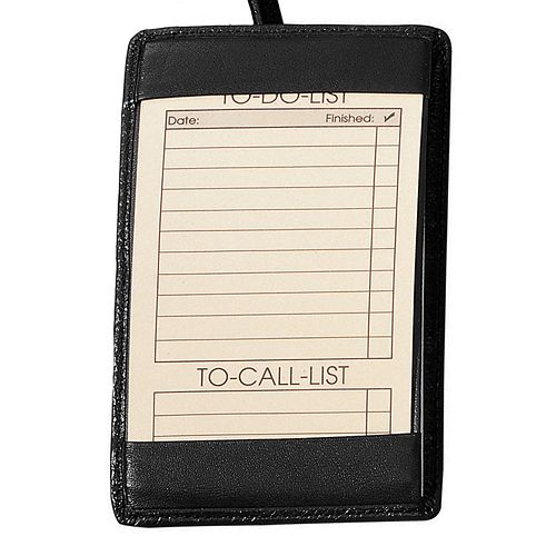 Royce Leather Note Jotter