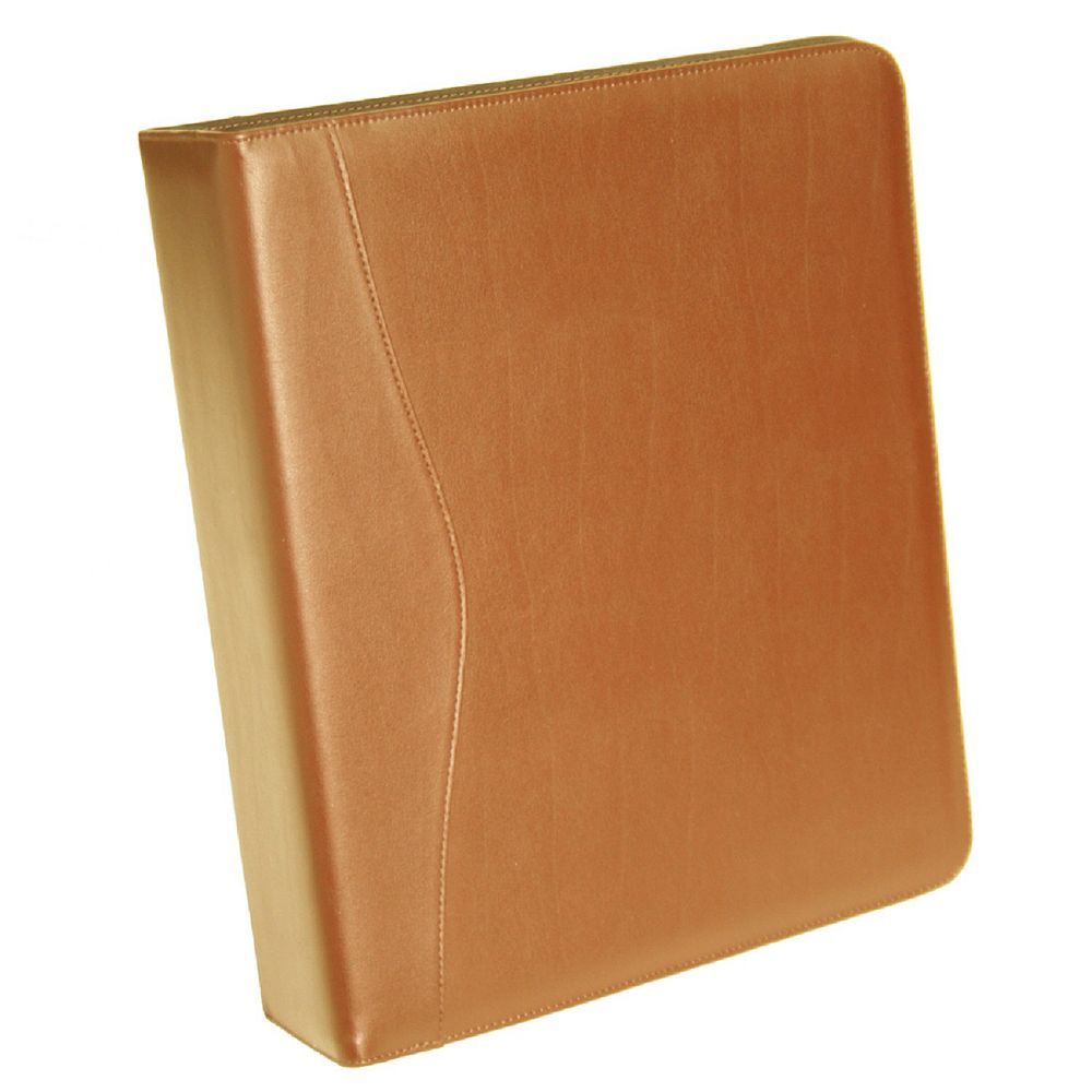 """Royce Leather 2-in. """"D"""" Ring Binder"""