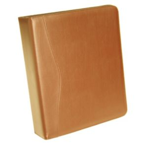 Royce Leather 2-in. D Ring Binder