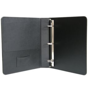 Royce Leather 1-in. Ring Binder