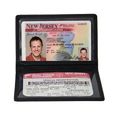 Royce Leather Mini ID Case