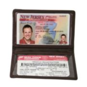 Royce Leather Mini ID Case