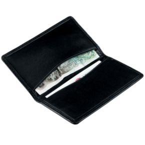 Royce Leather International Card Holder