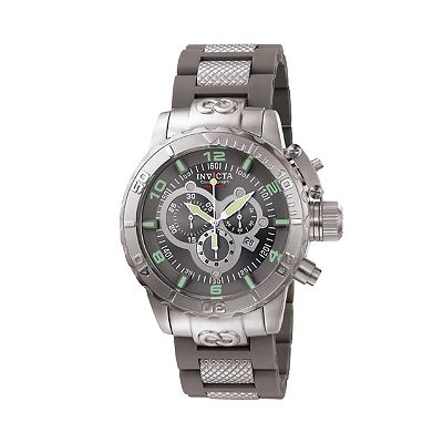 Invicta Corduba Stainless Steel Chronograph Watch - 6675 - Men