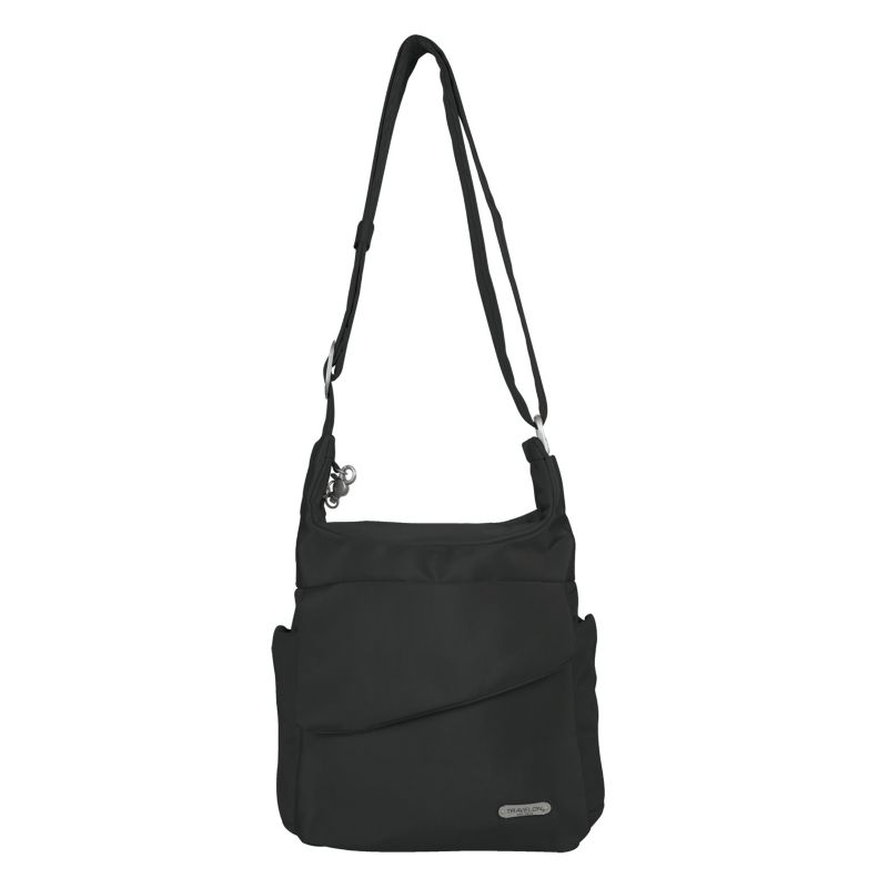 Travelon Cross Body Shoulder Bag Black 42373 111