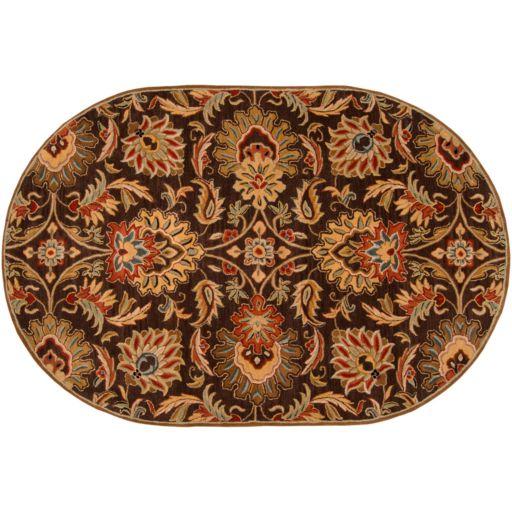 Surya Caesar Floral Rug - 8' x 10' Oval
