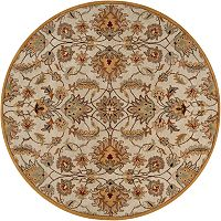 Surya Caesar Floral Rug - 8' Round