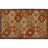 Decor 140 Caesar Floral Geometric Rug